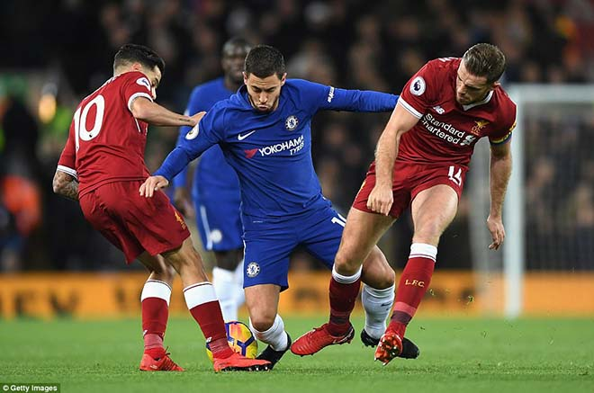 Liverpool mất điểm phút cuối: Klopp uất nghẹn, Conte xem thường 2