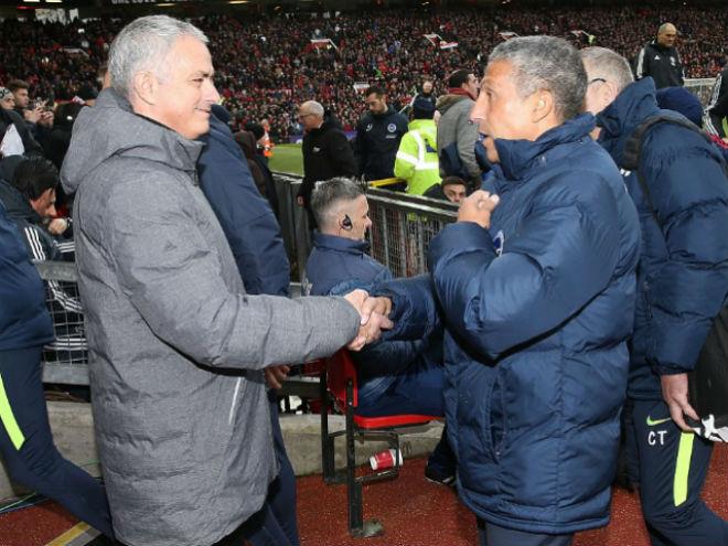 MU thắng may: Mourinho có kỷ lục 51 năm, sẵn sàng nhường điểm Brighton 2
