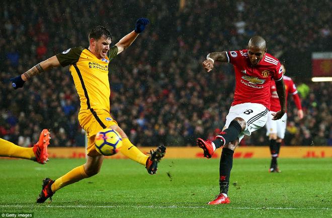MU thắng may: Mourinho có kỷ lục 51 năm, sẵn sàng nhường điểm Brighton 1