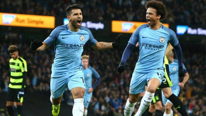 """Huddersfield – Man City: Sức ép """"Quỷ đỏ"""", chờ địa chấn (Vòng 13 Ngoại hạng Anh) 2"""