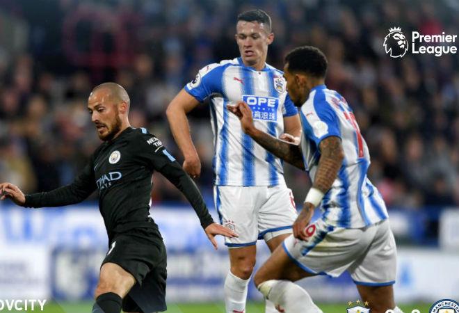 Huddersfield - Man City: Hiệp 2 bùng nổ, người hùng phút 84