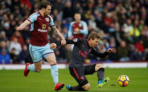TRỰC TIẾP Burnley - Arsenal: Vỡ òa phút bù giờ (KT) 20
