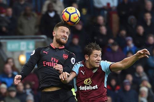 TRỰC TIẾP Burnley - Arsenal: Vỡ òa phút bù giờ (KT) 21