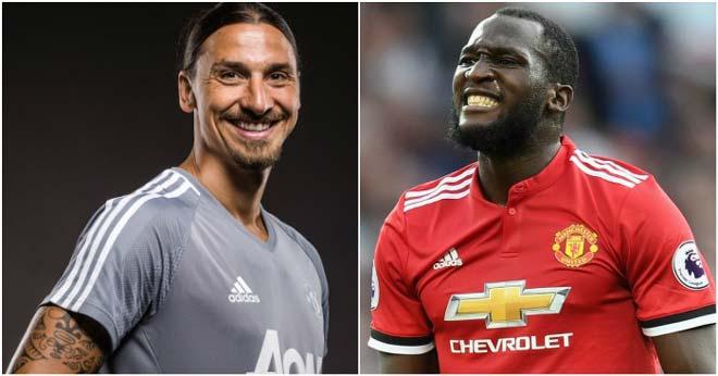 """MU: Lukaku """"mèo ngoan"""" đáng dự bị, """"sư tử"""" Ibrahimovic nên đá chính 2"""