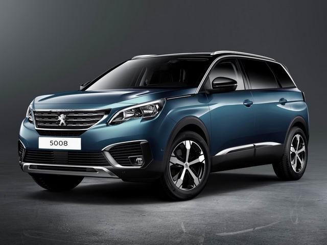 Giá dự kiến Peugeot 5008 ở Việt Nam dưới 1,5 tỷ đồng