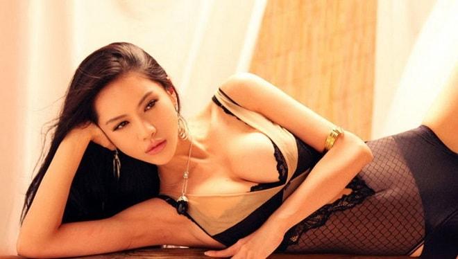 Dàn mỹ nữ phồn thực đầy thị phi của làng giải trí Hoa ngữ