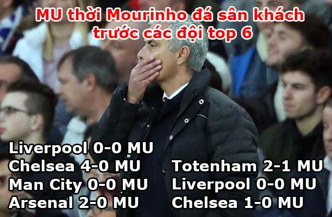 Thượng đỉnh Arsenal - MU: Đấu Wenger, Mourinho hóa hổ dữ hay mèo ngoan rụt cổ 1