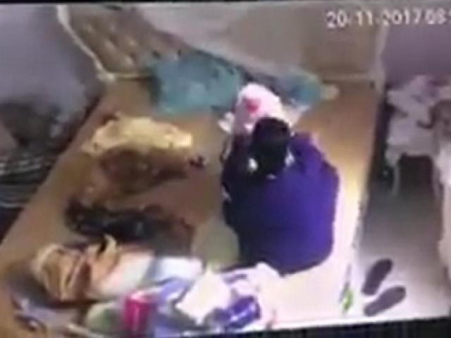 Tình tiết mới vụ bé gái gần 2 tháng tuổi bị người giúp việc đánh đập, tung hứng
