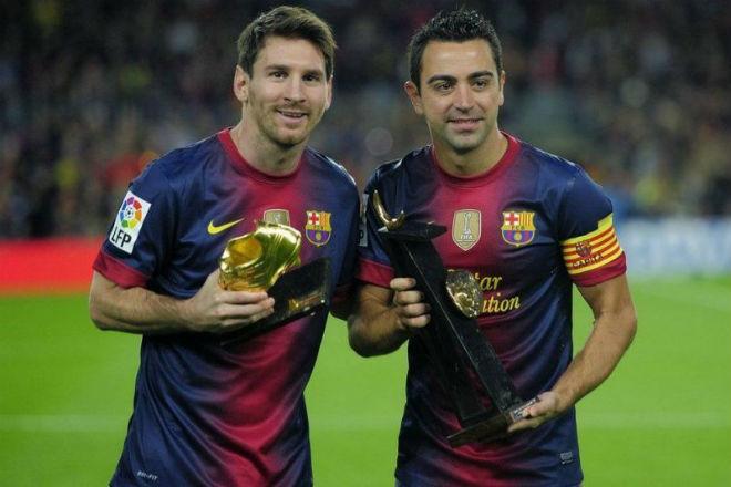 Barca: Messi kí hợp đồng 700 triệu euro, vượt Ronaldo, chờ phá 5 kỉ lục - 4