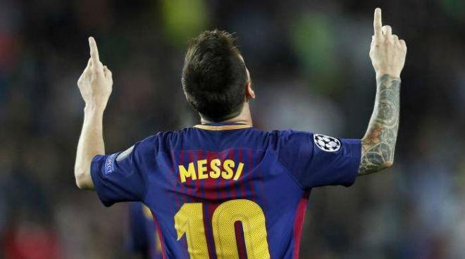 Barca: Messi kí hợp đồng 700 triệu euro, vượt Ronaldo, chờ phá 5 kỉ lục - 7