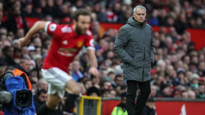 """MU - Mourinho chỉ biết tạt bóng, """"đầu hàng"""" Man City sau lượt đi? 2"""