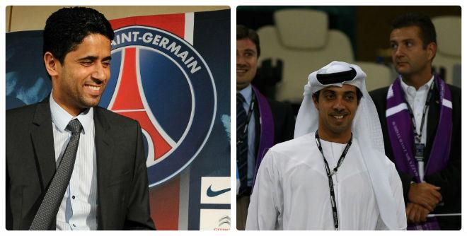 """Man City và PSG sức mạnh khủng khiếp: Đồng tiền """"nhảy múa"""" 2"""