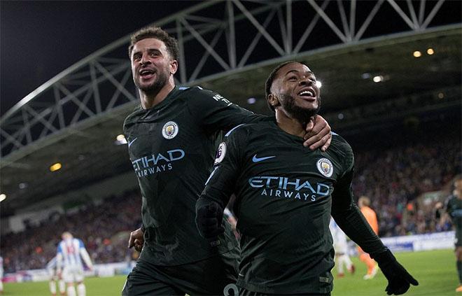 """Ngoại hạng Anh trước vòng 14: MU """"tăng tốc"""", thách thức sức bền Man City 2"""