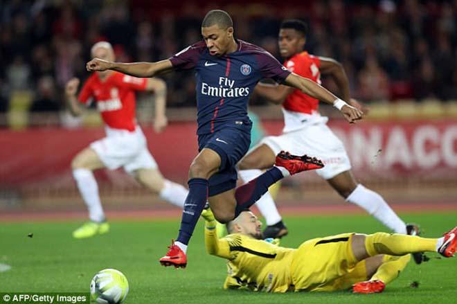 PSG - Neymar lại bị điều tra: Mbappe đấu Monaco, UEFA dọa đuổi khỏi C1