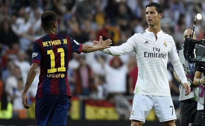 """Ronaldo bí mật đàm phán PSG: Neymar nổi điên, tung chiêu """"kỳ đà cản mũi"""" 2"""