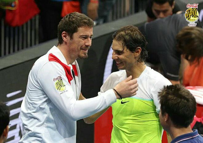 Tennis 24/7: Nadal vô địch… đánh golf, hẹn đấu Djokovic dịp tất niên 6