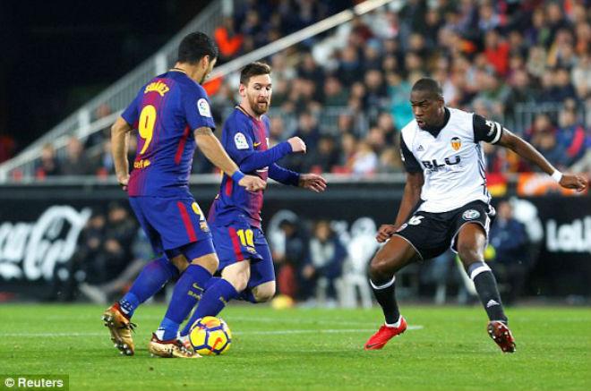 Nhà cái công nhận bàn của Messi, trả tiền cho người đặt cược