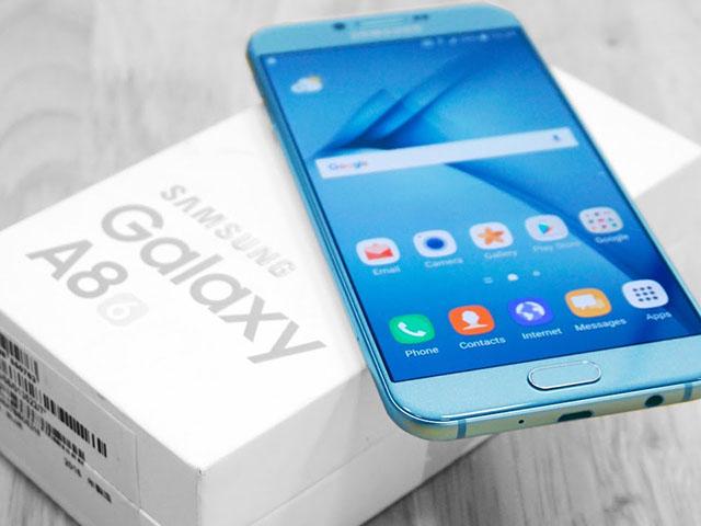 Video Galaxy A8 (2018) và A8+ (2018) bỗng xuất hiện rồi… tan biến - 4