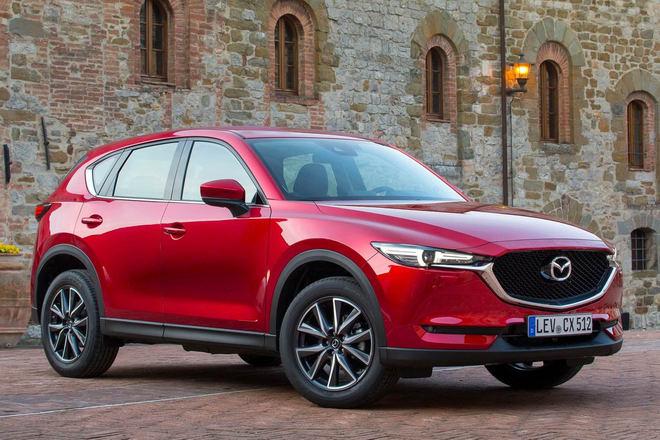 Mazda có thể sẽ hồi sinh mẫu xe CX-7 - 4