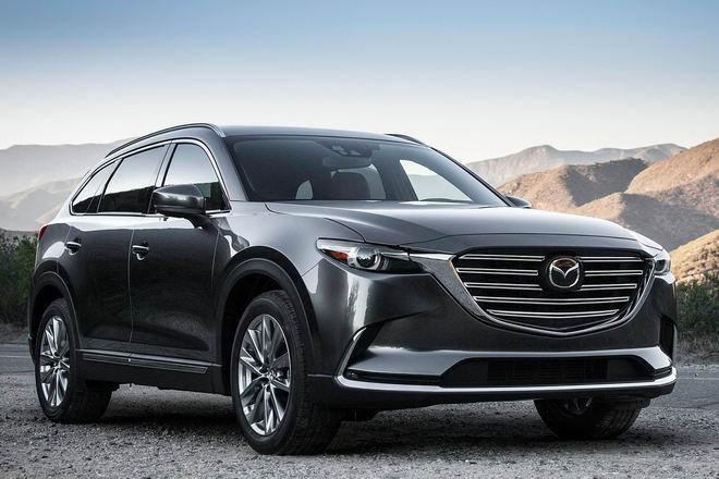 Mazda có thể sẽ hồi sinh mẫu xe CX-7 - 7
