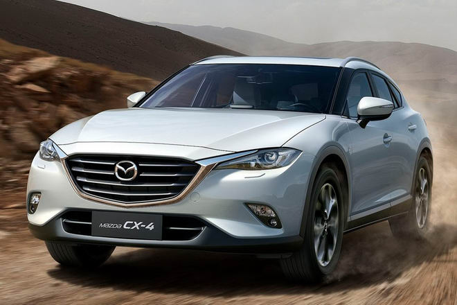 Mazda có thể sẽ hồi sinh mẫu xe CX-7 - 3