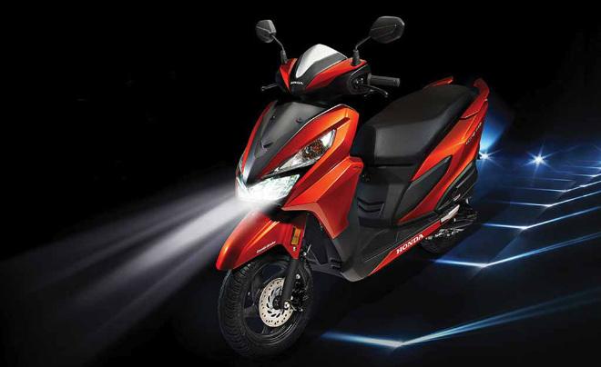 Xe ga hoàn toàn mới 150cc của Honda sắp ra mắt - 1