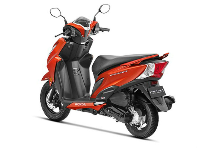 Xe ga hoàn toàn mới 150cc của Honda sắp ra mắt - 2