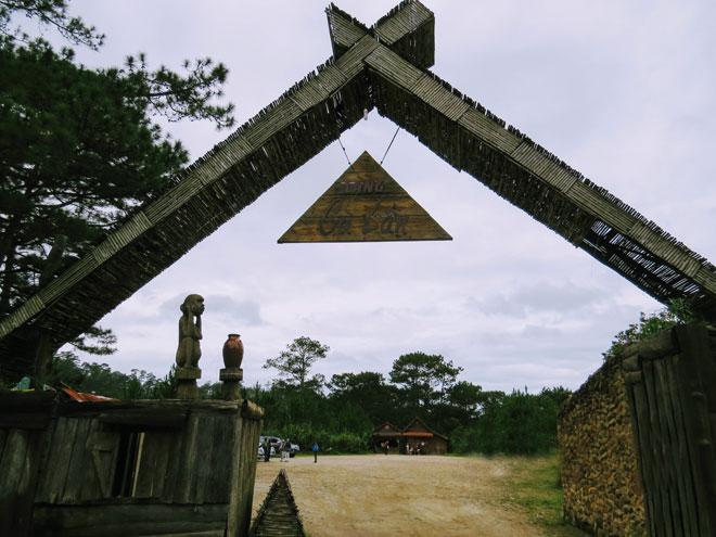 Ngôi làng có tên lạ lùng, đẹp như cổ tích ẩn mình giữa đồi thông Đà Lạt - 6