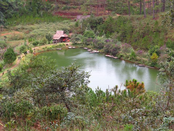 Ngôi làng có tên lạ lùng, đẹp như cổ tích ẩn mình giữa đồi thông Đà Lạt - 8