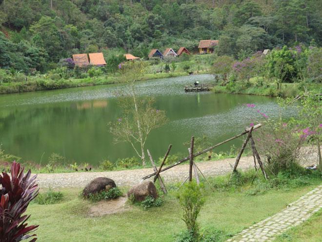 Ngôi làng có tên lạ lùng, đẹp như cổ tích ẩn mình giữa đồi thông Đà Lạt - 16
