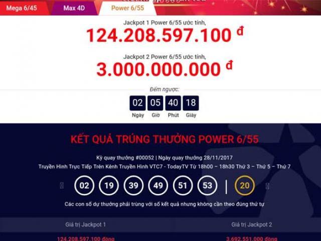 11 người hụt jackpot hơn 142 tỉ của Vietlott trong gang tấc - 2