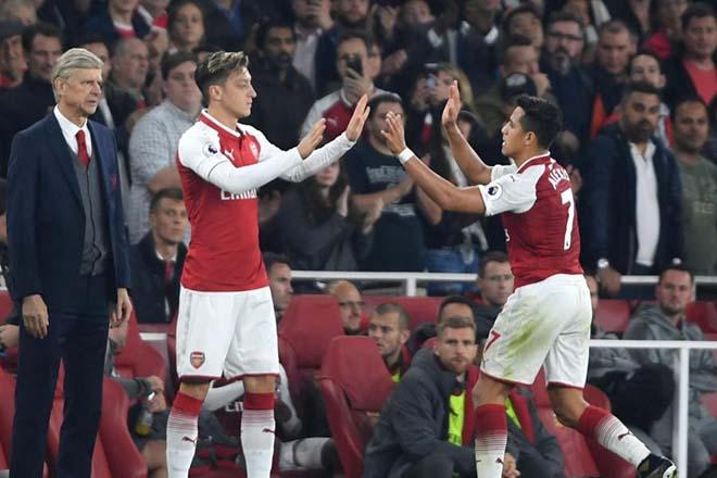 Chuyển nhượng MU: Arsenal thà mất trắng Ozil - Sanchez, không bán tháng 1 1