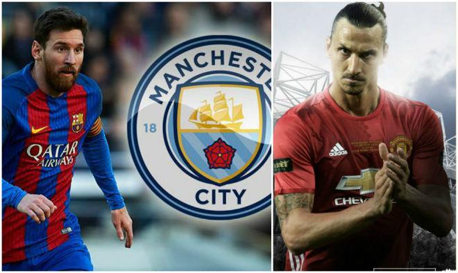 """Man City chốt mua Messi: Giá rẻ bèo, """"chất"""" như Ibrahimovic 1"""