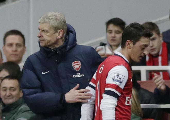 """Thượng đỉnh Arsenal - MU: """"Nội gián"""" Ozil & cuộc đào thoát lịch sử 2"""