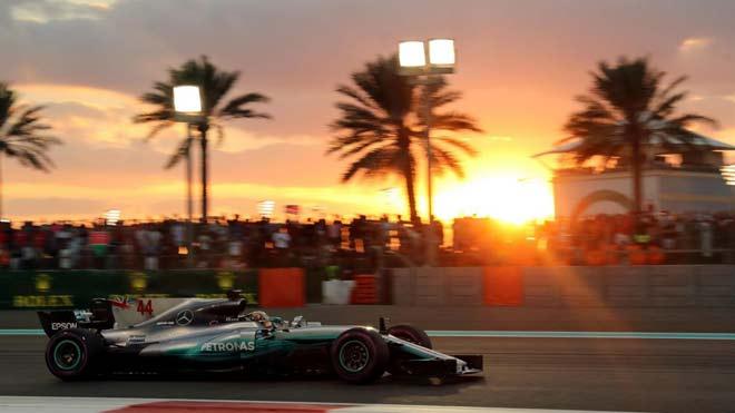 """Đua xe F1, Abu Dhabi GP: """"Người Phần Lan bay"""" và cú hattrick lịch sử 1"""