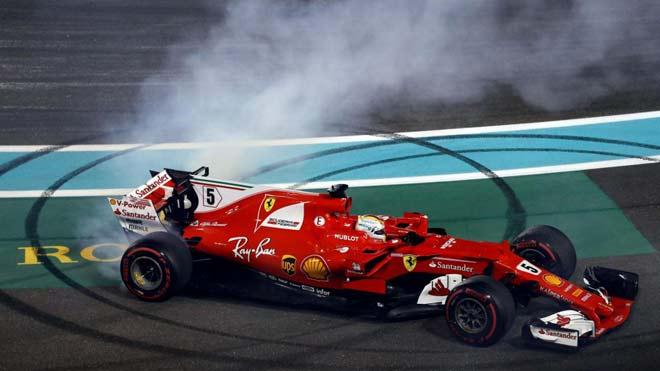 """Đua xe F1, Abu Dhabi GP: """"Người Phần Lan bay"""" và cú hattrick lịch sử 2"""