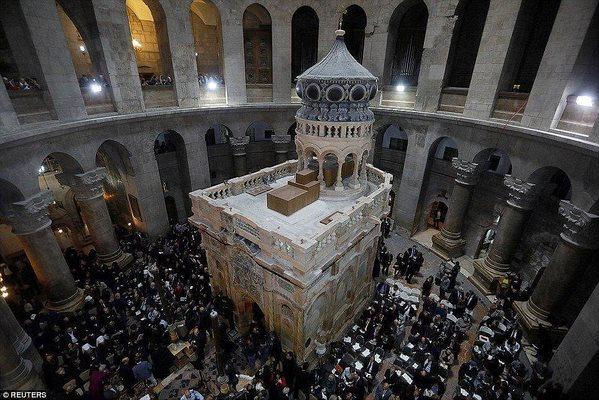 Thêm bằng chứng khẳng định đã tìm được mộ Chúa Jesus