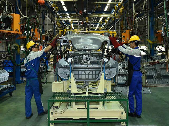 Thuế nhập khẩu linh kiện ô tô từ 2018 về 0%