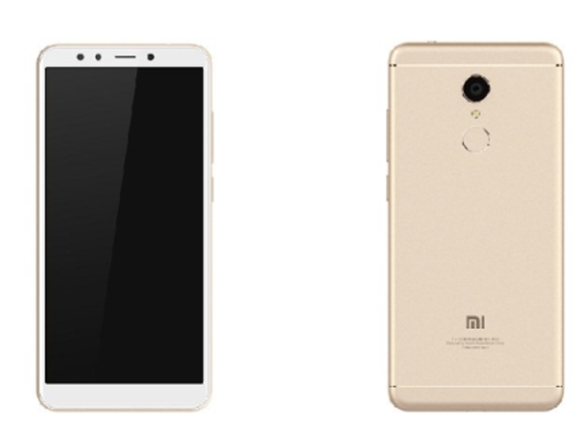 Xiaomi ra mắt smartphone màn hình 18:9, giá dưới 3 triệu đồng - 3