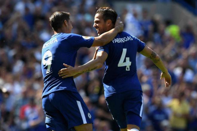 """Chelsea - Swansea City: Nhà vua thăng hoa, chờ nhuộm xanh """"Thiên nga"""" 1"""