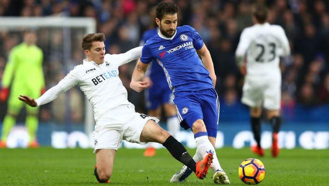 """Chelsea - Swansea City: Nhà vua thăng hoa, chờ nhuộm xanh """"Thiên nga"""" 2"""