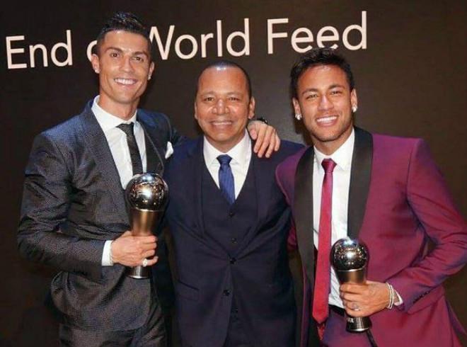 Tiết lộ sốc: Messi phũ với Neymar, tất cả do Ronaldo