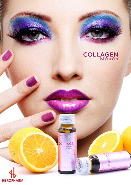 Vì sao làm đẹp da phải chọn collagen nhân sâm?