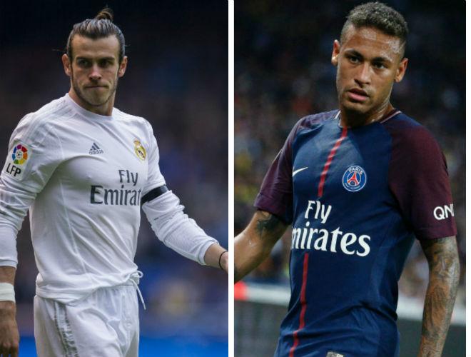 """""""Bom tấn"""" Neymar tới Real: Bale làm """"vật tế thần"""", Ronaldo thở phào - 1"""