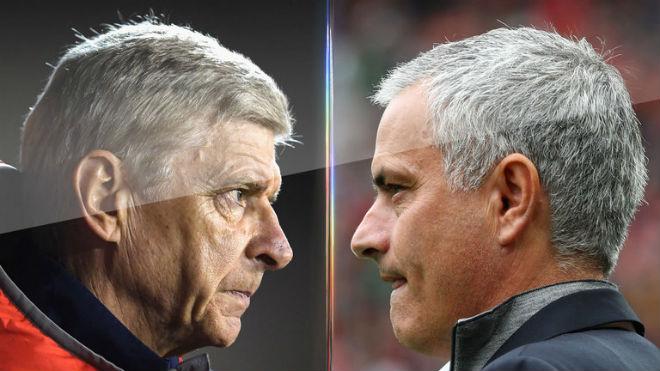 """Thượng đỉnh Arsenal – MU: Mourinho """"phán xử"""", Wenger lần cuối đấu """"Quỷ đỏ""""? 2"""