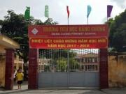 Giáo dục - du học - Cách chức Hiệu trưởng trường Tiểu học Đặng Cương sau lùm xùm lạm thu