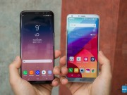 Dế sắp ra lò - Galaxy S9 và LG G7 sẽ được tung ra vào tháng 01/2018