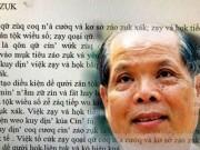 """Giáo dục - du học - Đề xuất """"Tiếq Việt"""" kiểu mới của PGS.Bùi Hiền: """"Dư luận đang quá đà"""""""
