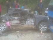 Tin tức trong ngày - Tin mới vụ 4 người tử vong trong ô tô trên quốc lộ