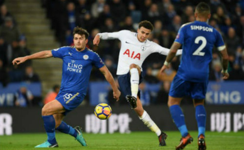 Chi tiết Leicester City - Tottenham: Nghẹt thở tới phút 90+6 (KT) 22